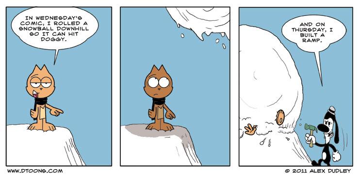 SnowBall: Part 2